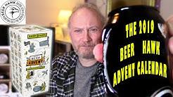 Unboxing The 2019 Beer Hawk Craft Beer Advent Calendar