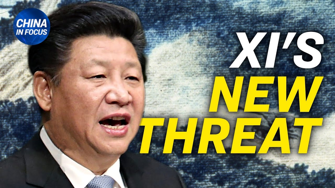 China leader Xi Jinping hints new threat at US; Mass protest breaks out at China's capital