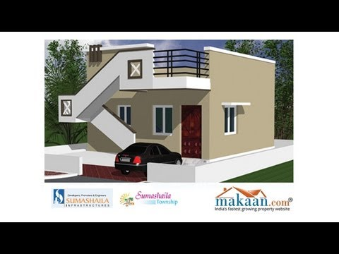 Sumashaila township isnapur hyderabad independent house for Independent house model pictures