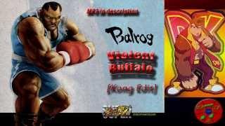 Street Fighter Remix - Violent Buffalo [Balrog