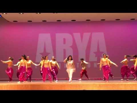 Arya Teacher's act - winter recital 2016