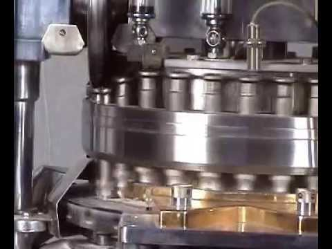 Double Sided Rotary Tablet Press Machine - ACCURA B4 Type Tablet