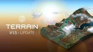 What's new in v1.5 - 3D Map Generator - TERRAIN - Photoshop Plugin