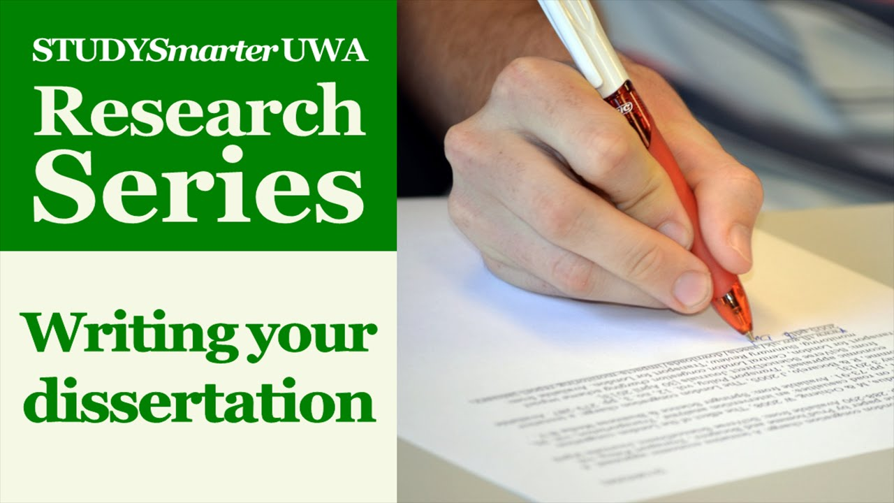 Uwa phd thesis