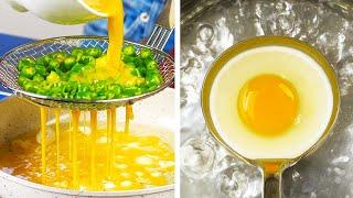 계란을 요리하는 독특한 방법 33가지