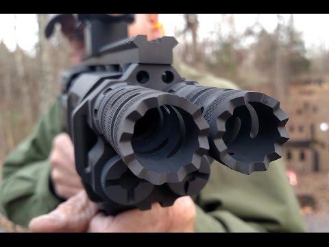 Dp 12 Shotgun Youtube