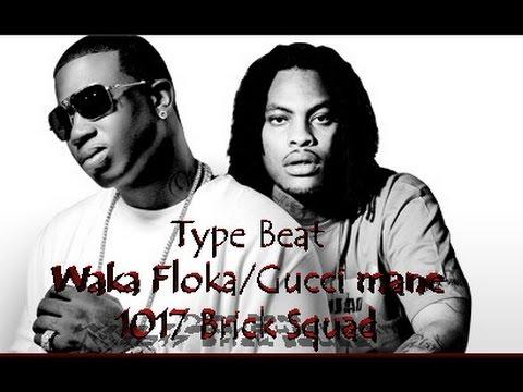 Type beat WakaFloсka/Gucci Mane(808 mafia, sizzle)[1017 Brick Squad]