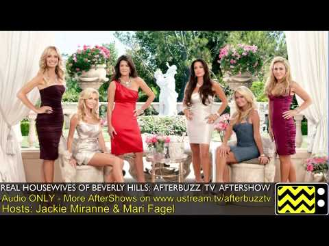 Real Housewives of Beverly Hills After Show  Season 2 Episode 1 | AfterBuzz TV