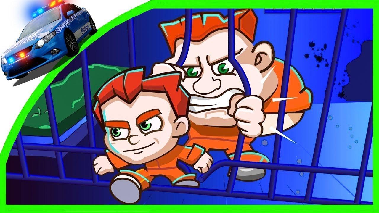 игры на 2 побег из тюрьмы 5
