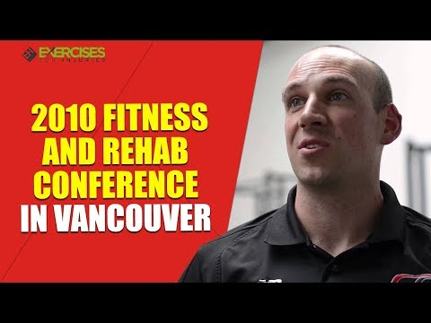 Eric Cressey to Headline the 2010 Fitness and Rehab Conference