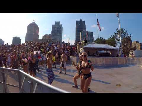 Xone takes on Movement Electronic Music Festival - 2018