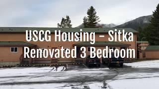 US Coast Guard Sitka Housing - Renovated 3 Bedroom 2018