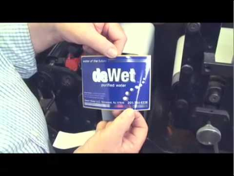 Label Printing Company - How To Protect The Label Surface