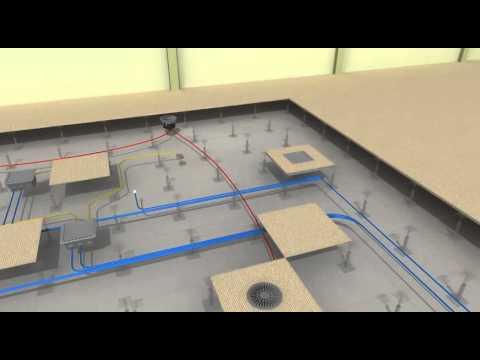 Underfloor Air Distribution Flexibility Youtube