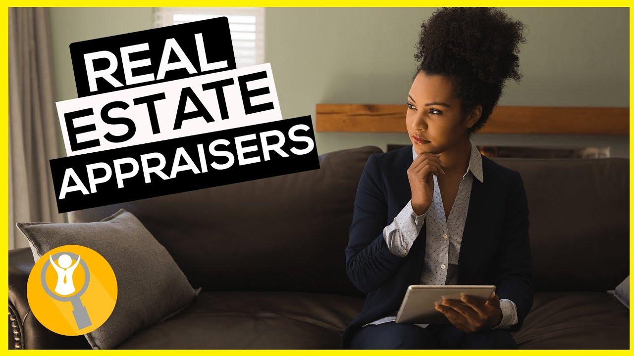 Real Estate Appraiser Salary 2019 Real Estate Appraiser Jobs Youtube