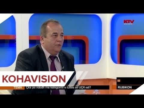 RUBIKON - Cka po ndodh me kategorite e luftes se UCK se 29.04.2015
