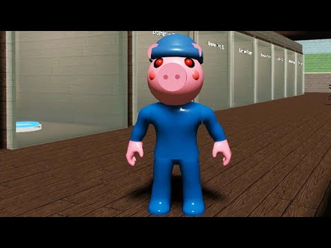 How To Get Plotwist (Infected Grandpa) Piggy \u0026 JUMPSCARE - Roblox PIGGY ROLEPLAY RP