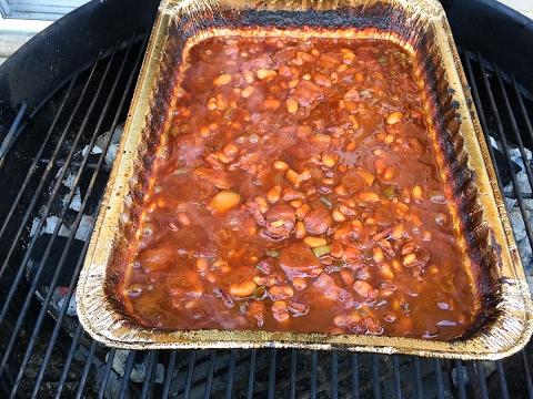Jack Daniels BBQ Baked Beans Recipe