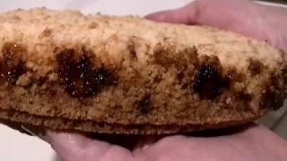 Рубленый пирог с яблоками и лимоном (Самый быстрый пирог).