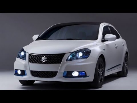 2017 Suzuki Kizashi EcoCharge Electric full review - YouTube