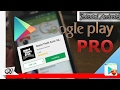 Google play store pro - Download Aplikasi Gratis - Tutorial Android #1 - Indonesia