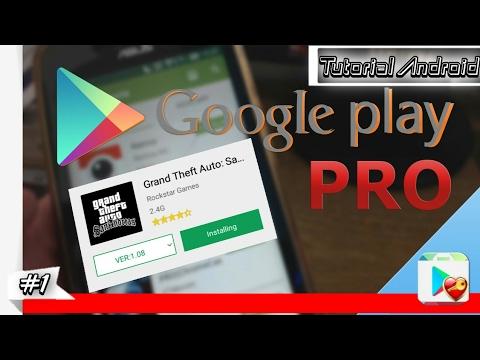 Google Play Store Pro - Download Aplikasi Gratis - Tutorial Android #1 - Indonesia
