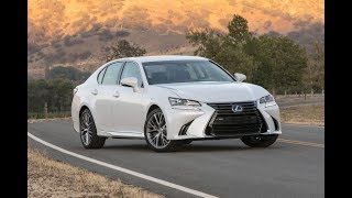 2019 Lexus GS 350 Redesign Specs And Release Date