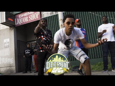 """Skilla Baby X Playboy Ty – """"Swerve"""" DetroitRapNews Exclusive (Official Video)"""
