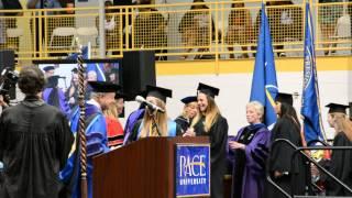 2013 Pace Nursing Graduation