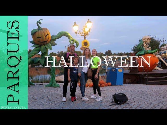 PortAventura en Halloween 2019 | Salou Tarragona