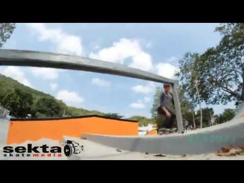 SEKTA Skate Media / Nacional Revienta 2015 - Huatulco Oaxaca