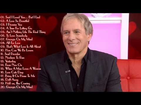 Michael Bolton Greatest Hits || Best Of Michael Bolton Songs [Hits Cover]