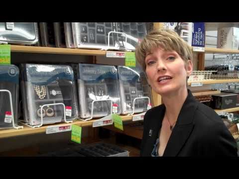 Favorite Jewelry Organizing Products | Clutter Video Tip