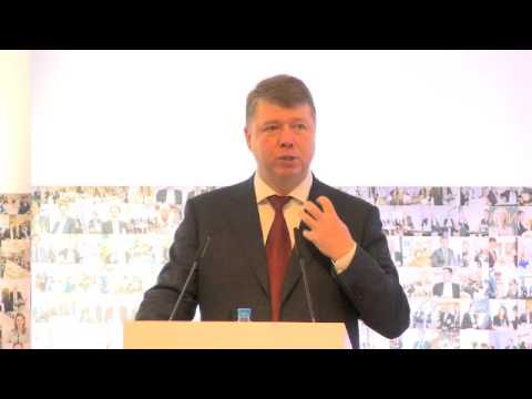 RHIC 2015 Welcoming Remarks From Moscow Government