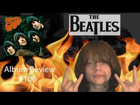 Rubber Soul by The Beatles Album Review #106
