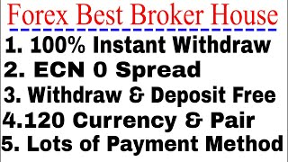 How to Open a FOREX Best Live / Real Trading Account ? 100% ইনকাম হবেই হবে (100$-1000$) Earn Per Day