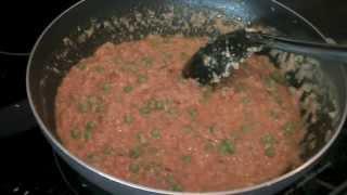 How To Make Chicken Keema Matar Curry