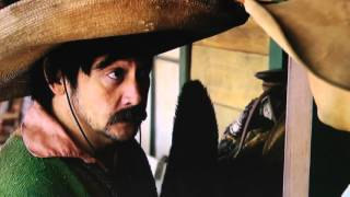 The Ridiculous 6 - Bank robbery