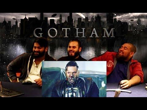 Gotham Season 5 - BANE - Red Band Trailer Reaction!! | LockDown