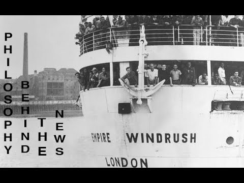 Kwame Anthony Appiah: Cosmopolitanism after Windrush | Philosophy Behind the News