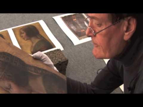 with Martin Kemp,  Leonardo Da Vinci Discovery, August 8, 2013