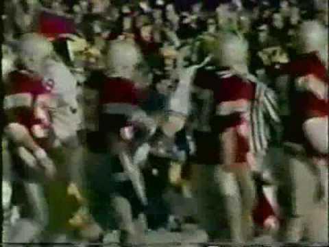 1976: Michigan 22 Ohio State 0