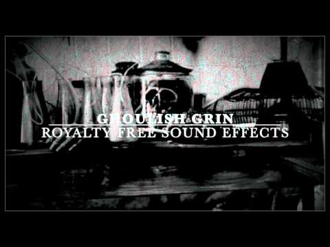 Evil Laugh II - Ghoulish Grin Royalty Free Sound Effects