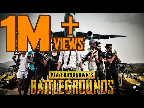 PUBG IN REAL LIFE | PUBG INDIAN VERSION | BAS DEKHO