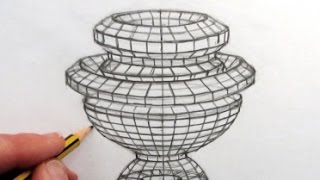 How to Draw an Ellipse: The Uccello Vase in Perspective