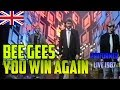 BEE GEES  You Win Again - 1987  Performed in UK TV  - ReScaled to 1080p Full-HD