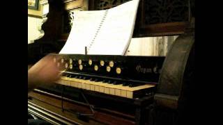 Historic 132 Year Old Reed Organ. Restored!