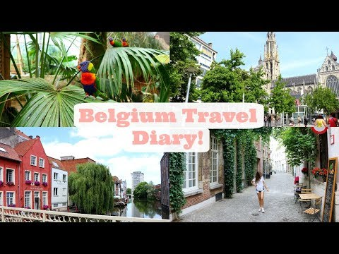 Belgium Travel Diary 2017 // Hailey Eliza