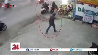 """Phối hợp """"bài bản"""", 3 thanh niên trộm xe máy trót lọt tại Tp.HCM - Tin Tức VTV24"""