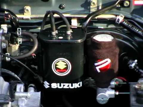 Suzuki Baleno/ Esteem- G13BB Engine! - YouTube